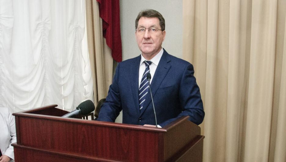 Депутаты БГД выбрали главу Барнаула.