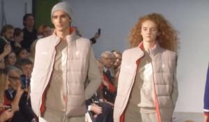 Одежда для зимней Олимпиады 2018 года.