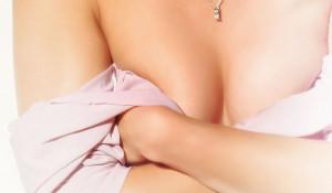 Женщина, грудь.