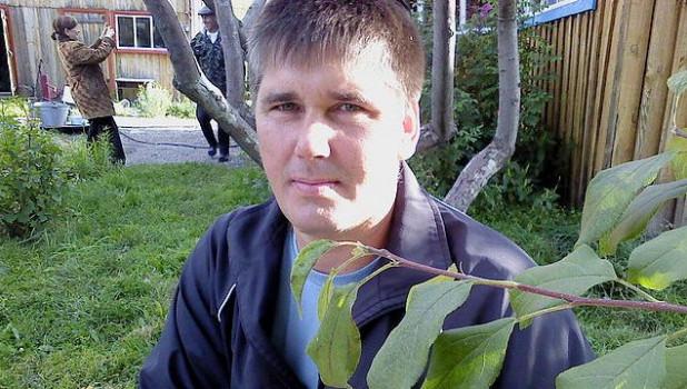 Алексей Герасимов, алтайский дальнобойщик.