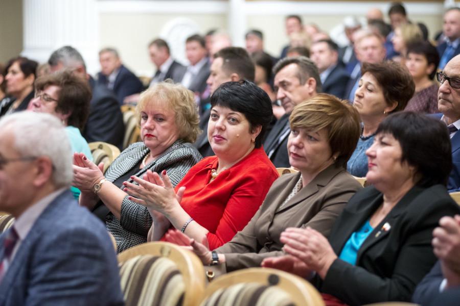 Краевые власти встретились с главами муниципалитетов.