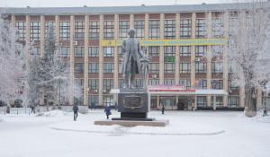 Алтайский государственный технический университет.