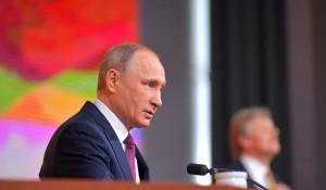 Большая пресс-конференция с Владимиром Путиным. 14 декабря 2017 года.