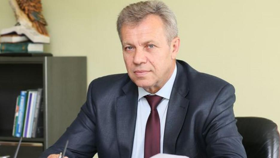 Владимир Лещенко, заместитель министра здравоохранения Республики Алтай.