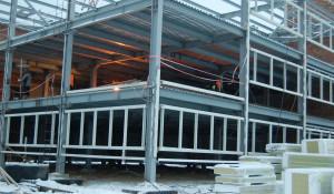Кожевенный завод в Заринске