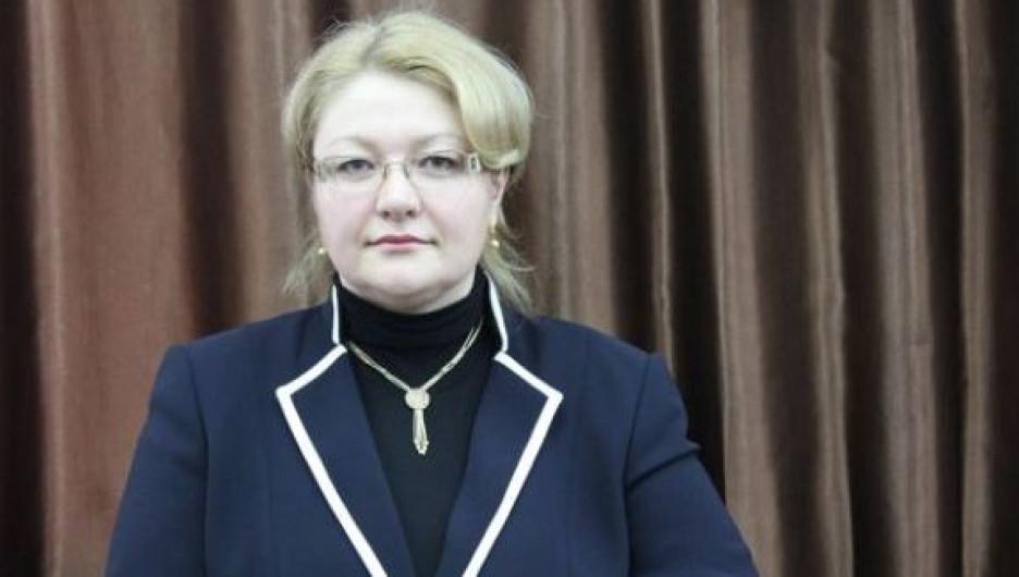 Наталья Карлова.
