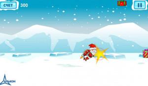 Новогодняя игра на altapress.ru.