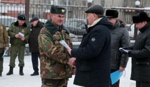 Алтайским госинспекторам и егерям передали новую технику.