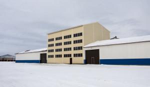 В Косихи строится новый гречневый завод