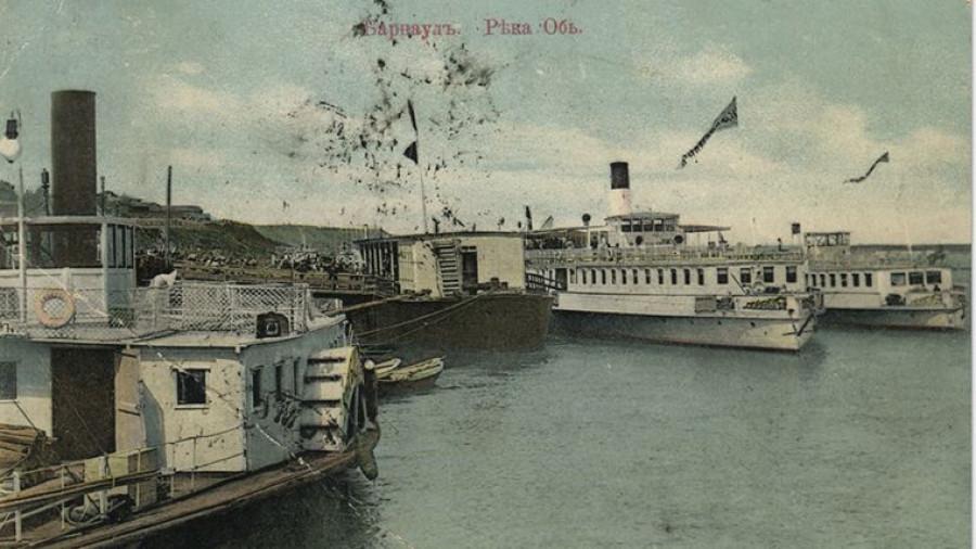 Барнаул, 1910-е годы. Источник: elib.tomsk.ru