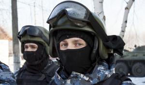 "Спецназ ""Легион"" алтайского УФСИН."