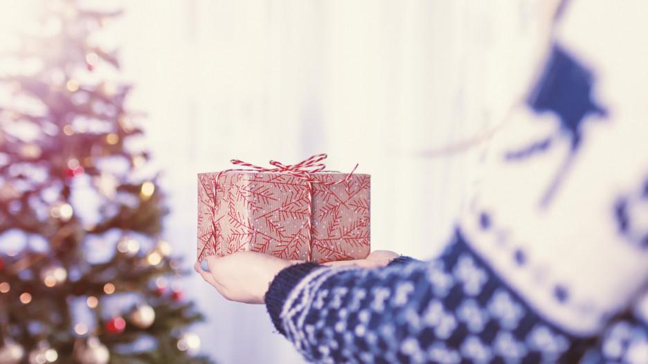 Новый год, подарки.