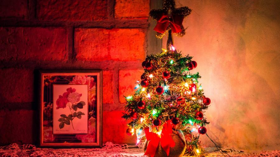 Елка. Новый год и Рождество.
