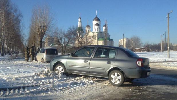 ДТП в Барнауле 8 января 2018 года