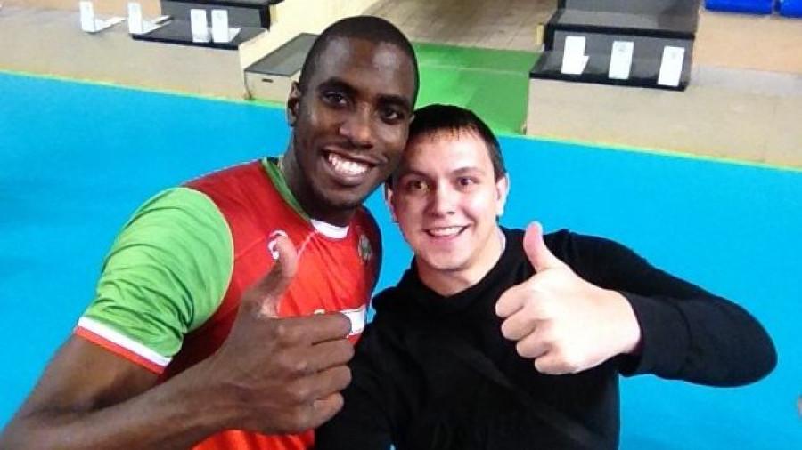 Максим Фролов создал самый популярный YouTube-канал о волейболе.