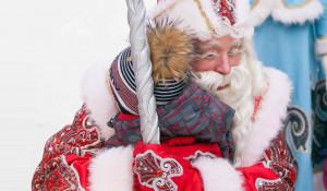 Проводы Деда Мороза.