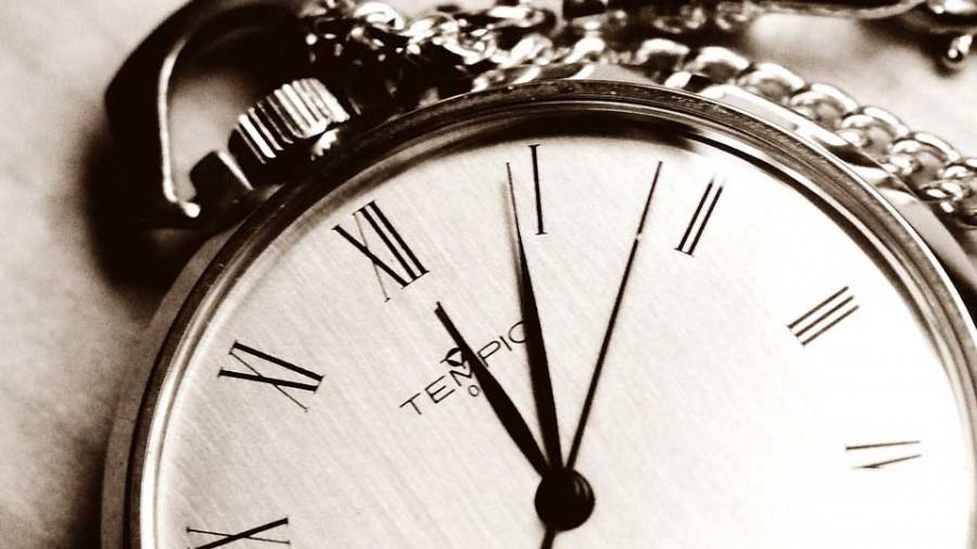 Новый год. Время. Полночь.