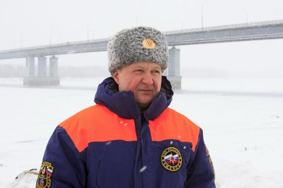 В Барнауле заканчивают подготовку Крещенского городка.