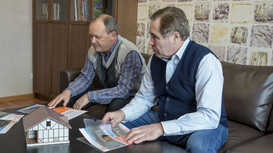 """""""Вариант"""" построит доступные дома в известных коттеджных поселках под Барнаулом."""