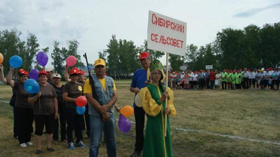 В Сибирском сельсовете системой сбора мусора охватили 100% населения.