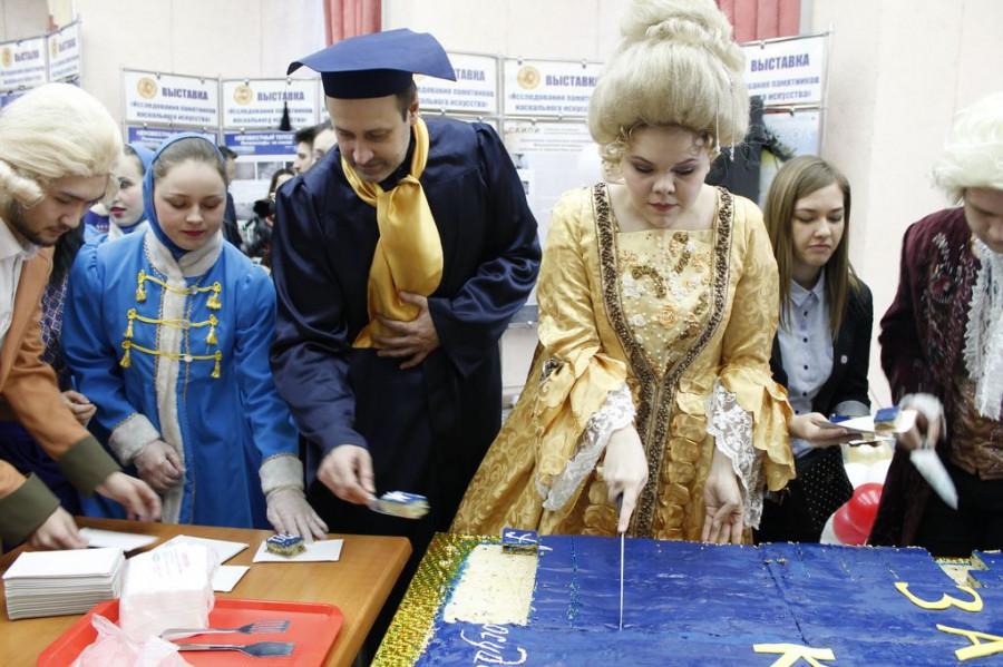 День студента в АлтГУ