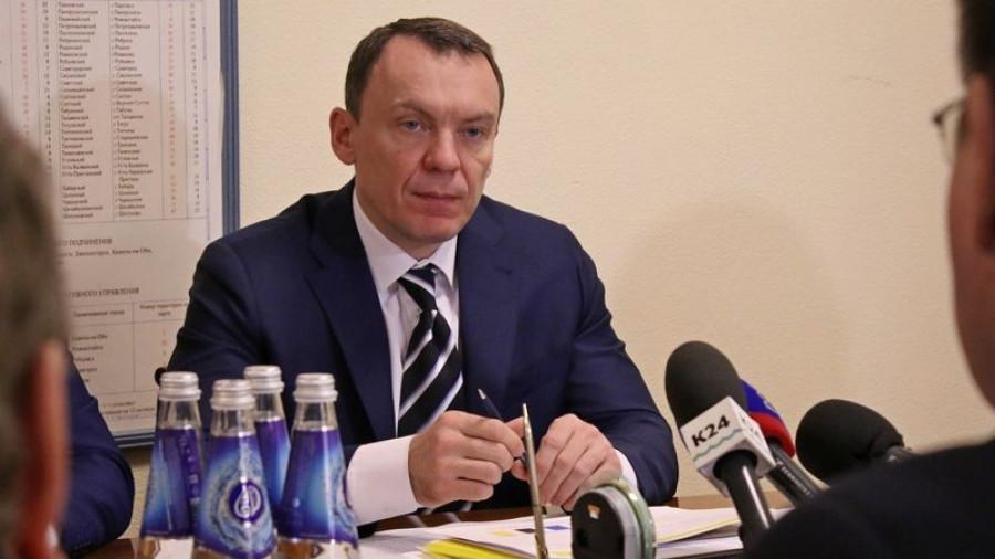 Михаил Кузнецов, гендиректор СГК.