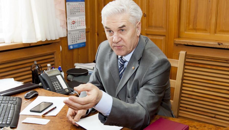 Иван Фокин.