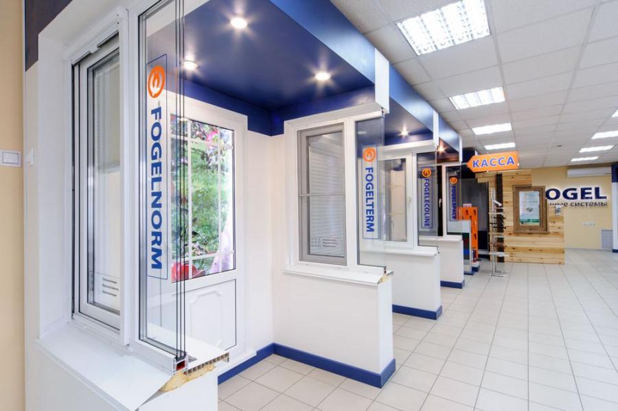 Компания-производитель светопрозрачных конструкций FOGEL до конца зимы предлагает своим клиентам приобрести окна со скидкой -27%.