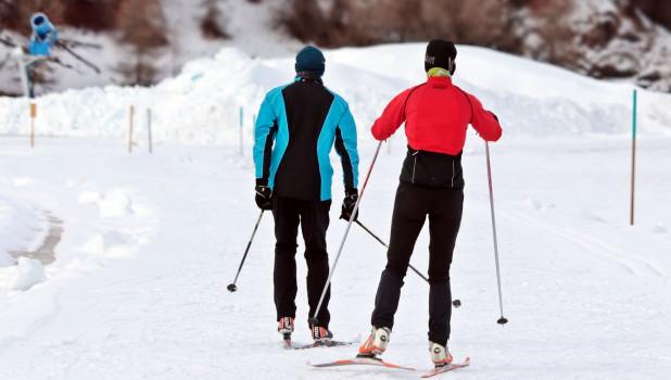 Зимние Олимпийские игры, лыжи.