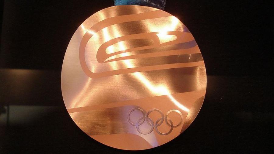 Олимпийские игры, медаль.
