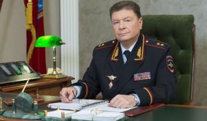 Олег Торубаров, генерал-лейтенант полиции.