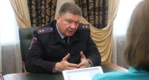 Интервью с главой алтайской полиции Олегом Торубаровым.