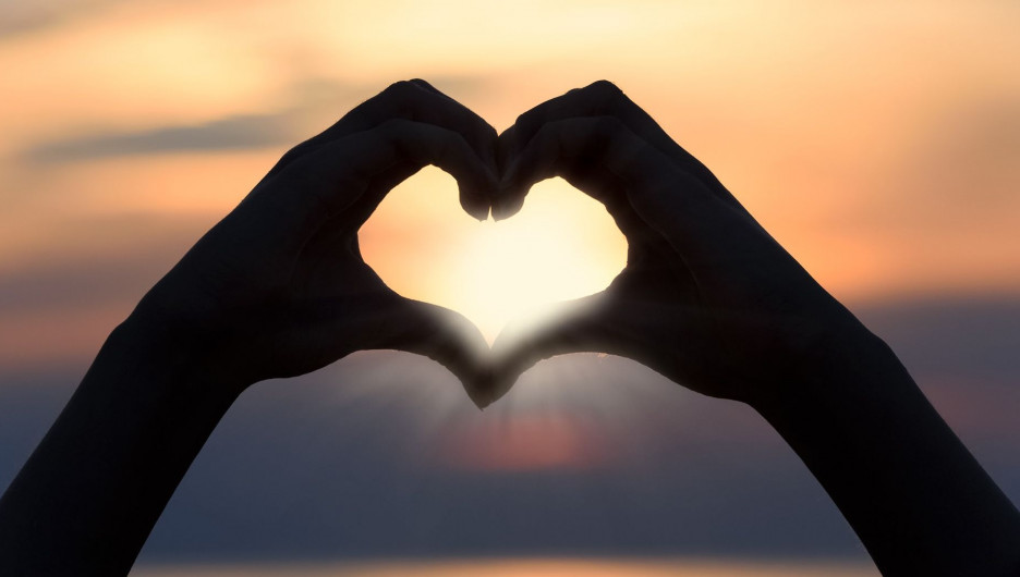 День святого Валентина, любовь, романтика.