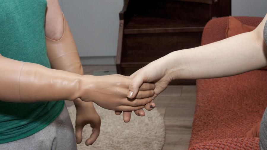 Бионические протезы.