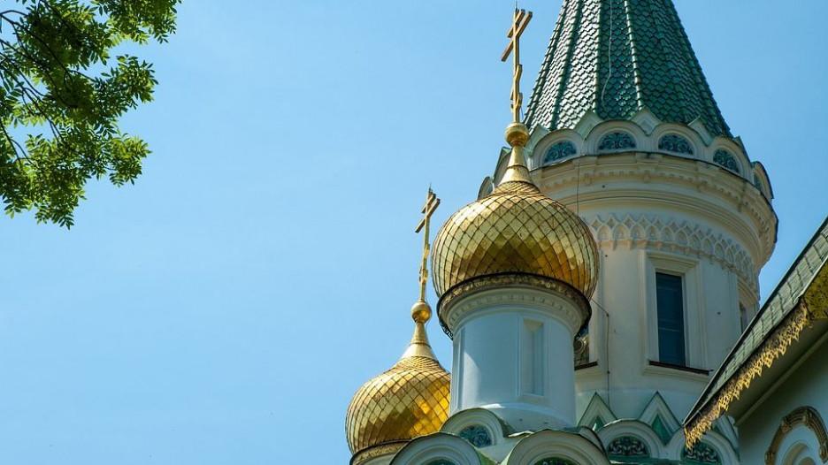 Церковь. Религия.