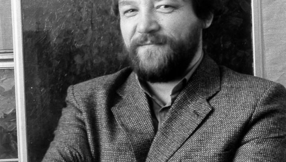 Андрей Арестов, член Союза художников России с 1993 года.