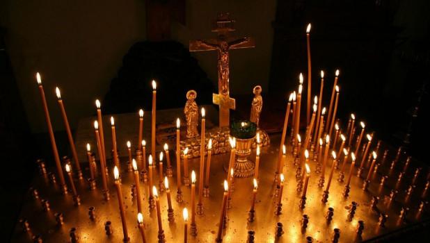 Церковь. Молитва.
