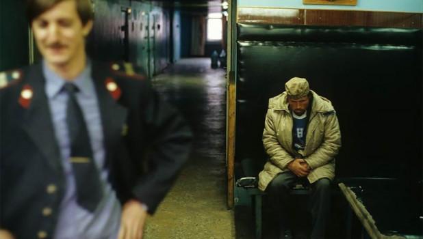 Норильск, вытрезвитель, 1993 г.