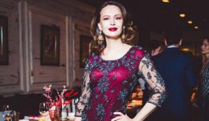 Ирина Безрукова, актриса.