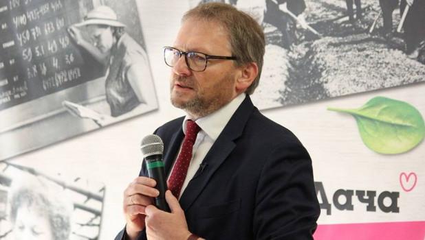 Борис Титов, российский уполномоченный по защите прав предпринимателей.