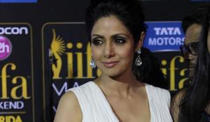 Шридеви, индийская актриса кино.