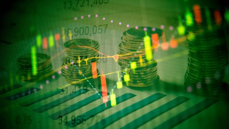 Темпы роста цифровых валют на фоне Биткоина.