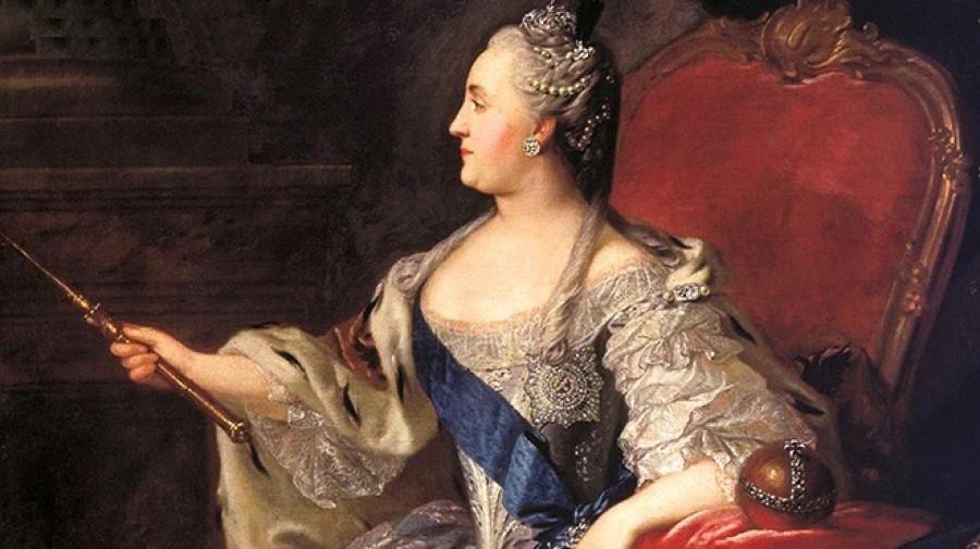 Екатерина II. Ф. Рокотов. wikipedia.org