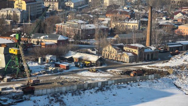 Электростанция, Промышленная, 10. Площадка под новострой.