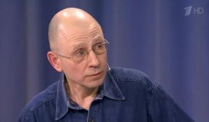 Олег Вершинин, житель подвала.