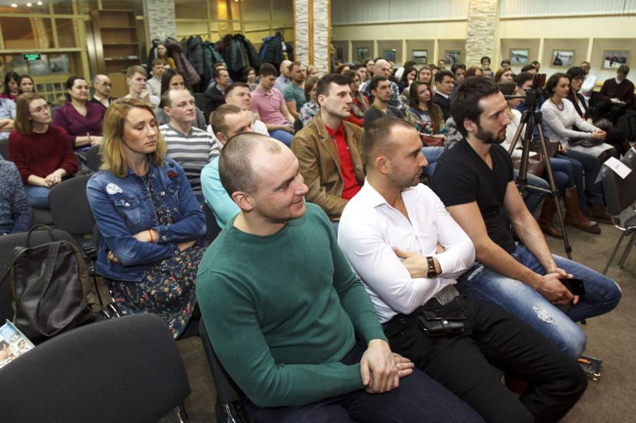 """Бизнесмен Андрей Степурко в проекте """"Школа успеха"""" ИД """"Алтапресс"""""""