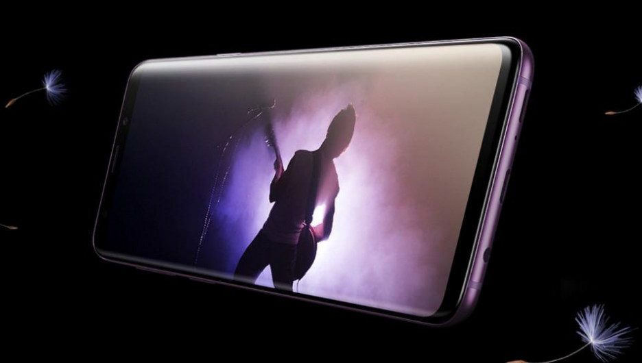 Смартфон Samsung Galaxy S9.