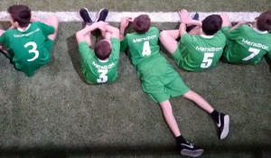 В спортивном комплексе «Темп» состоялся региональный этап турнира по футболу среди воспитанников детских домов и школ-интернатов. 3 марта 2018 года.