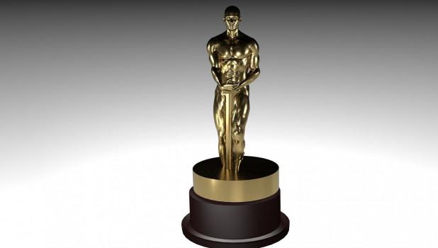 """Статуэтка """"Оскар""""."""