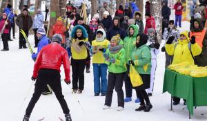 Алтайский лыжный марафон-2018